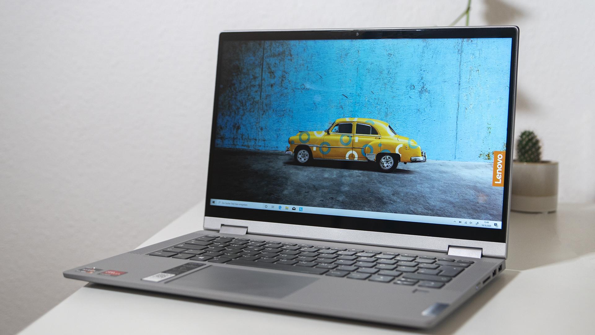 Lenovo IdeaPad Flex 5 Totale Zwischenbild