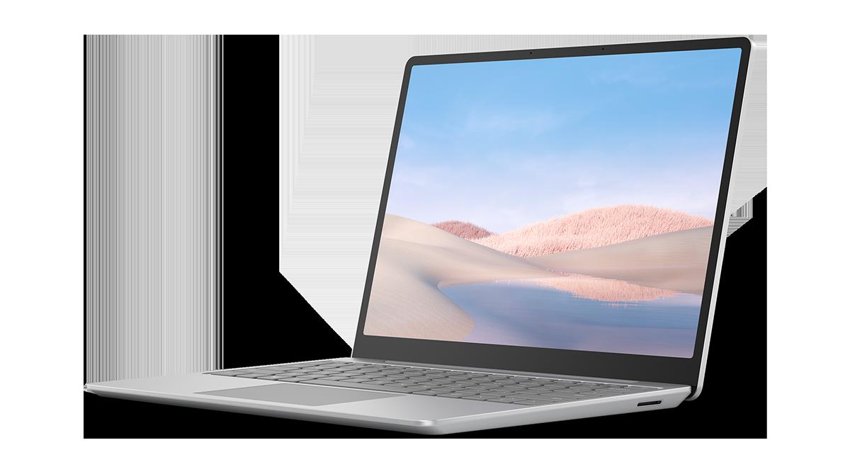 Microsoft Surface: Surface Laptop Go und neues Pro X angekündigt
