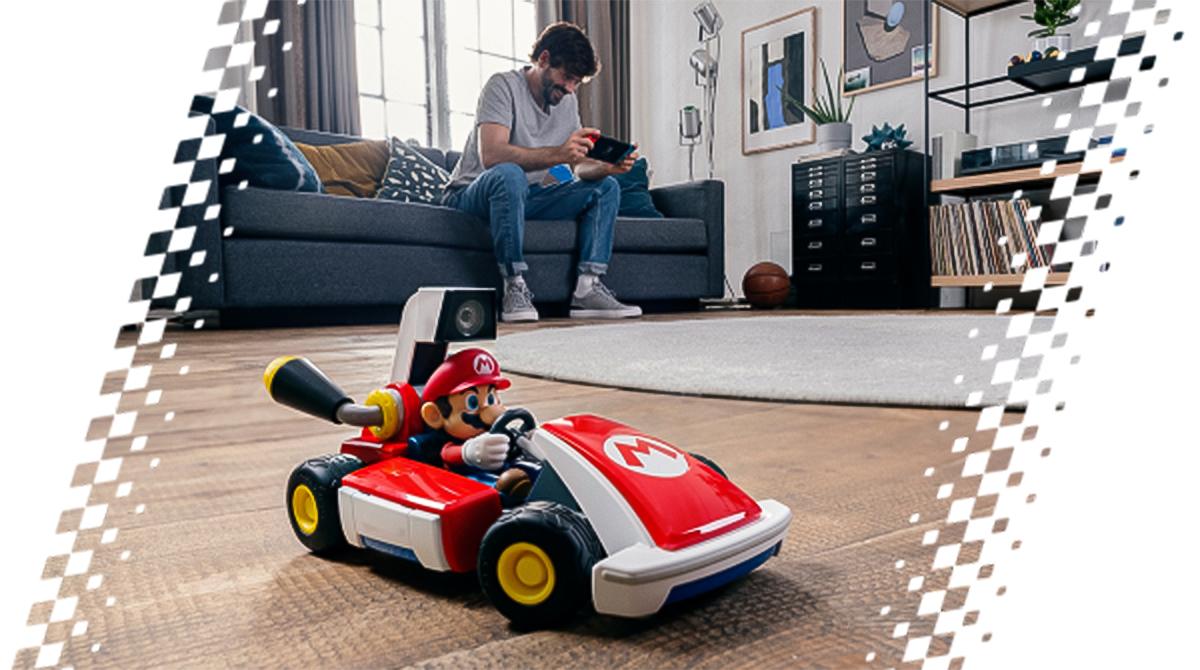 Mario Kart Live: Home Circuit bringt die Rennpiste nach Hause