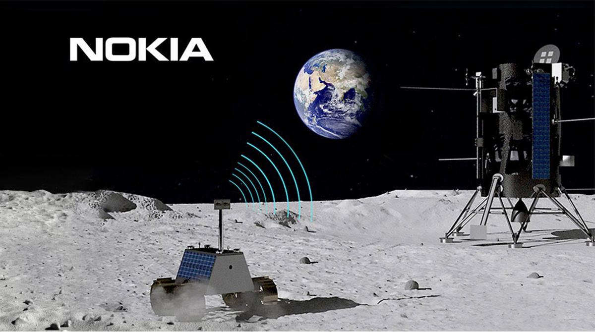 Nokia: Demnächst LTE auf dem Mond