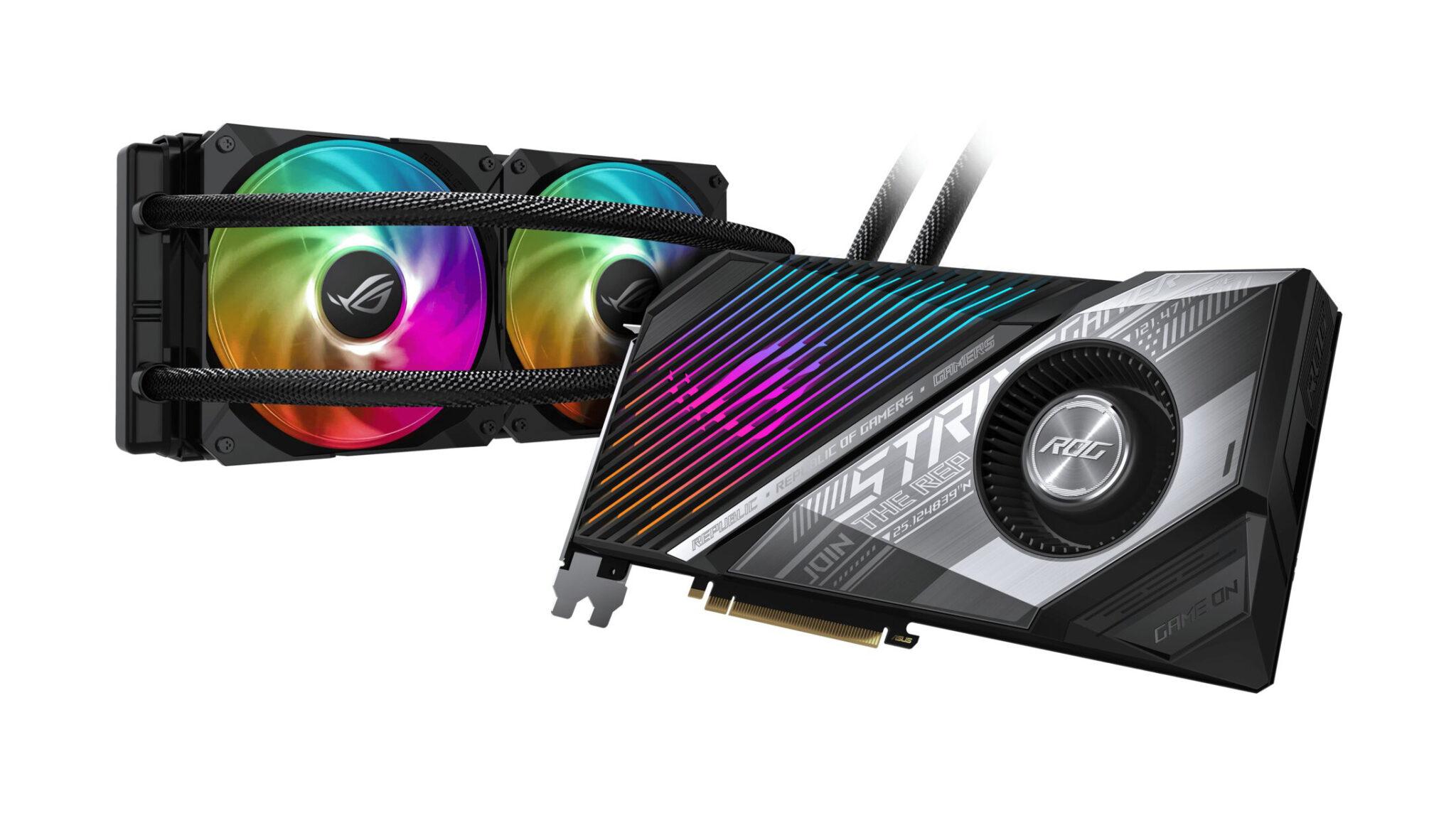 Radeon RX 6000: Erste Custom Designs im Netz gesichtet