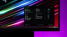 Razer Raptor 27 Gaming-Monitor OSD