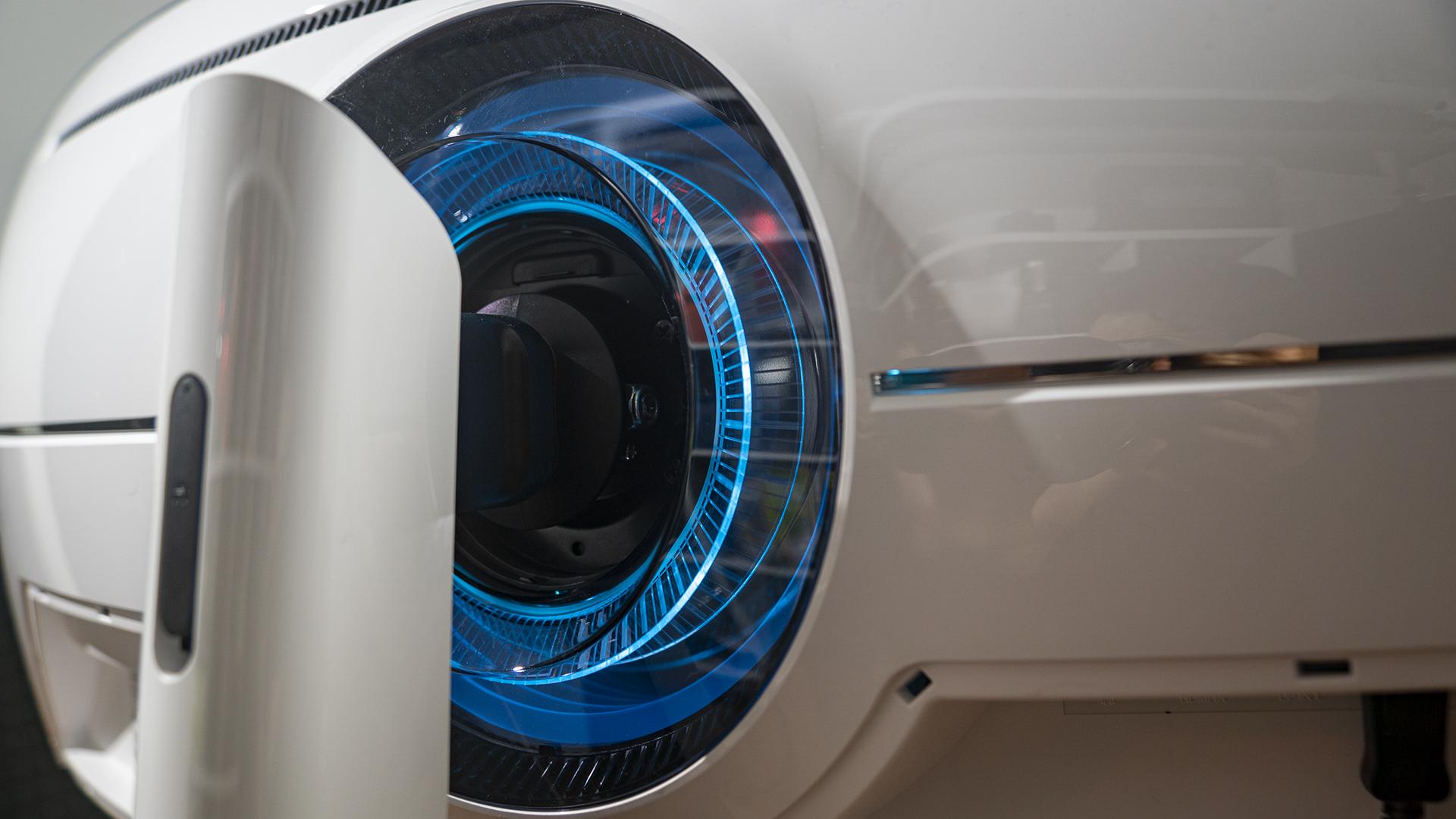 Samsung Odyssey G9 Infinity Core Lighting