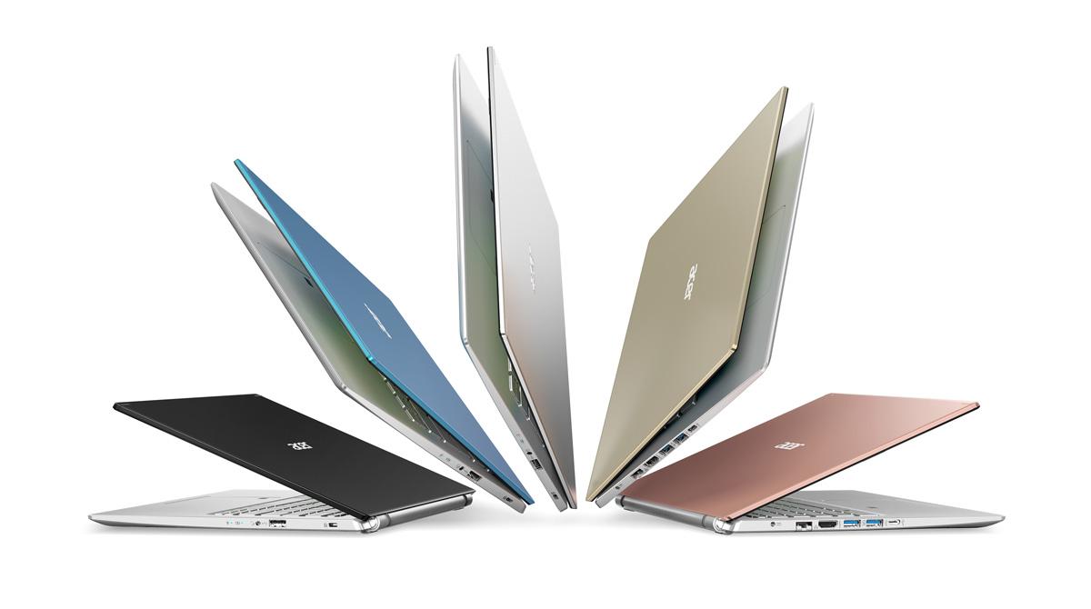 Acer stellt neue Notebooks mit Intel Core-Prozessor der 11. Generation vor