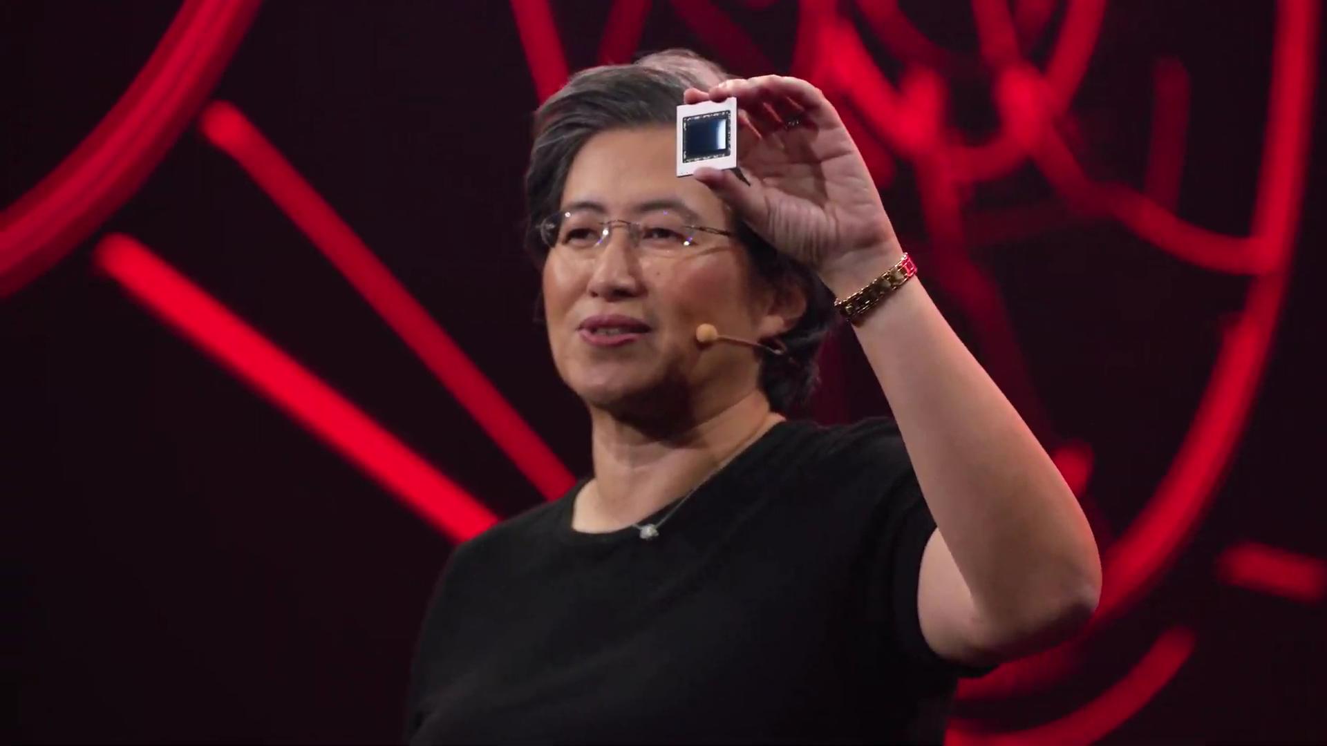 AMD-CEO Lisa Su: Chip-Mangel wohl bis Ende 2022