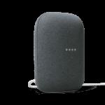 Google Nest Audio black front