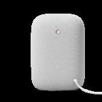 Google Nest Audio white back