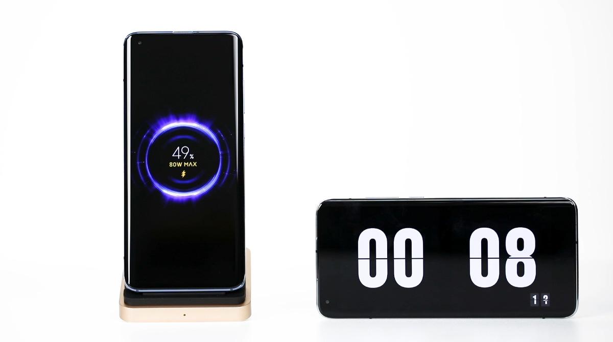 Xiaomi stellt drahtloses Laden mit 80 Watt vor