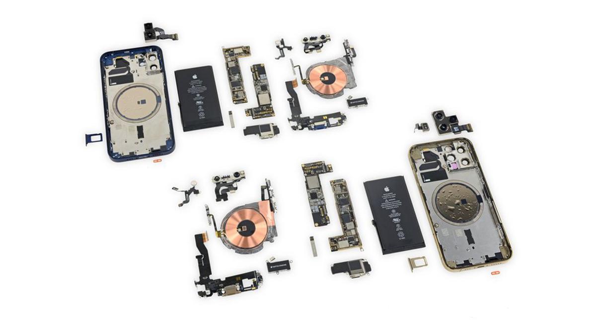 Apple iPhone 12 Pro: Herstellungskosten liegen bei 342€