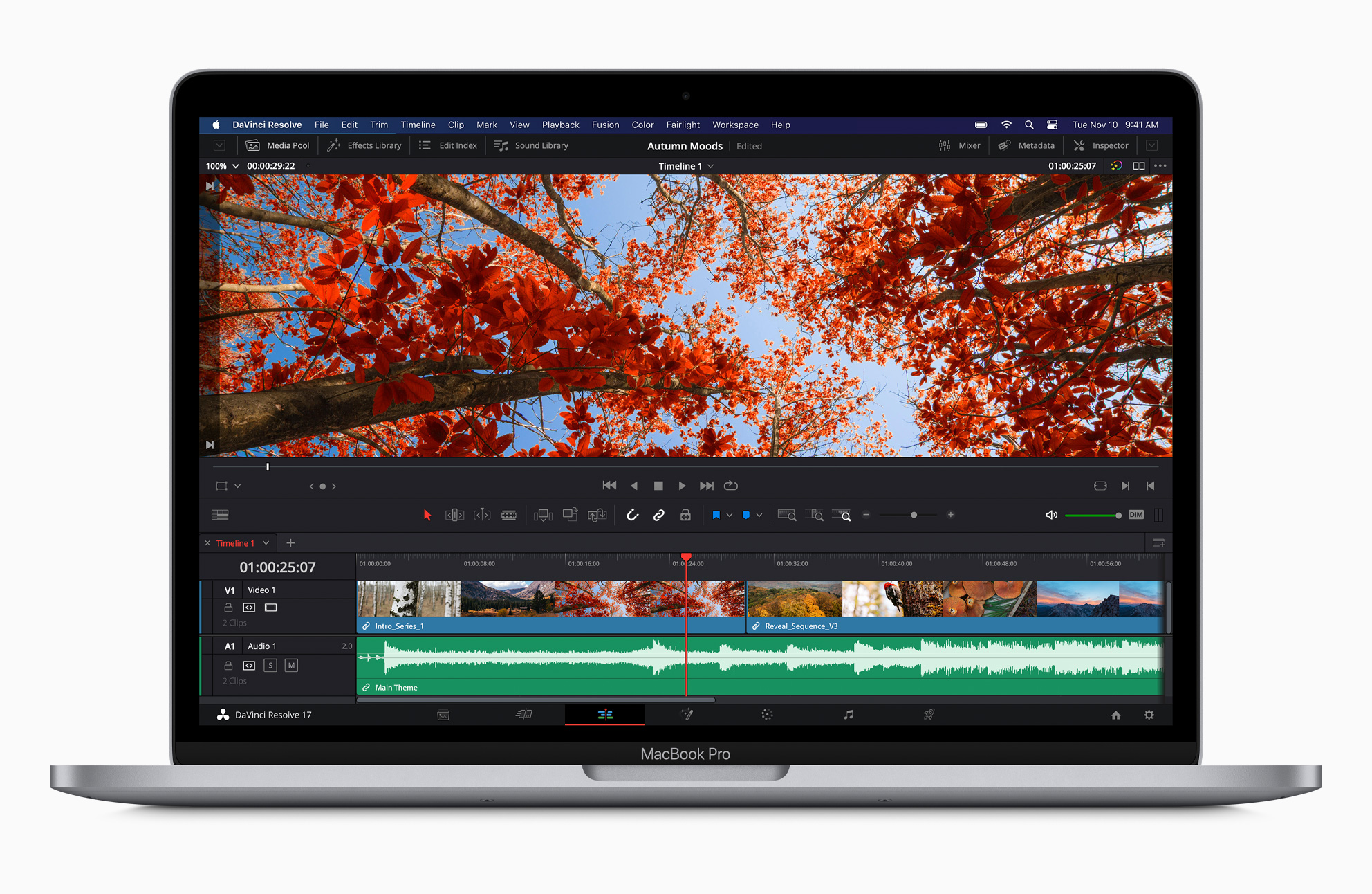 Apple MacBook Pro Apple M1