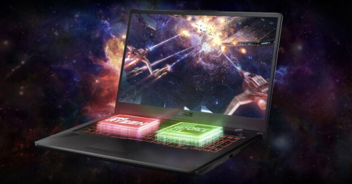 Gaming-Notebook IV