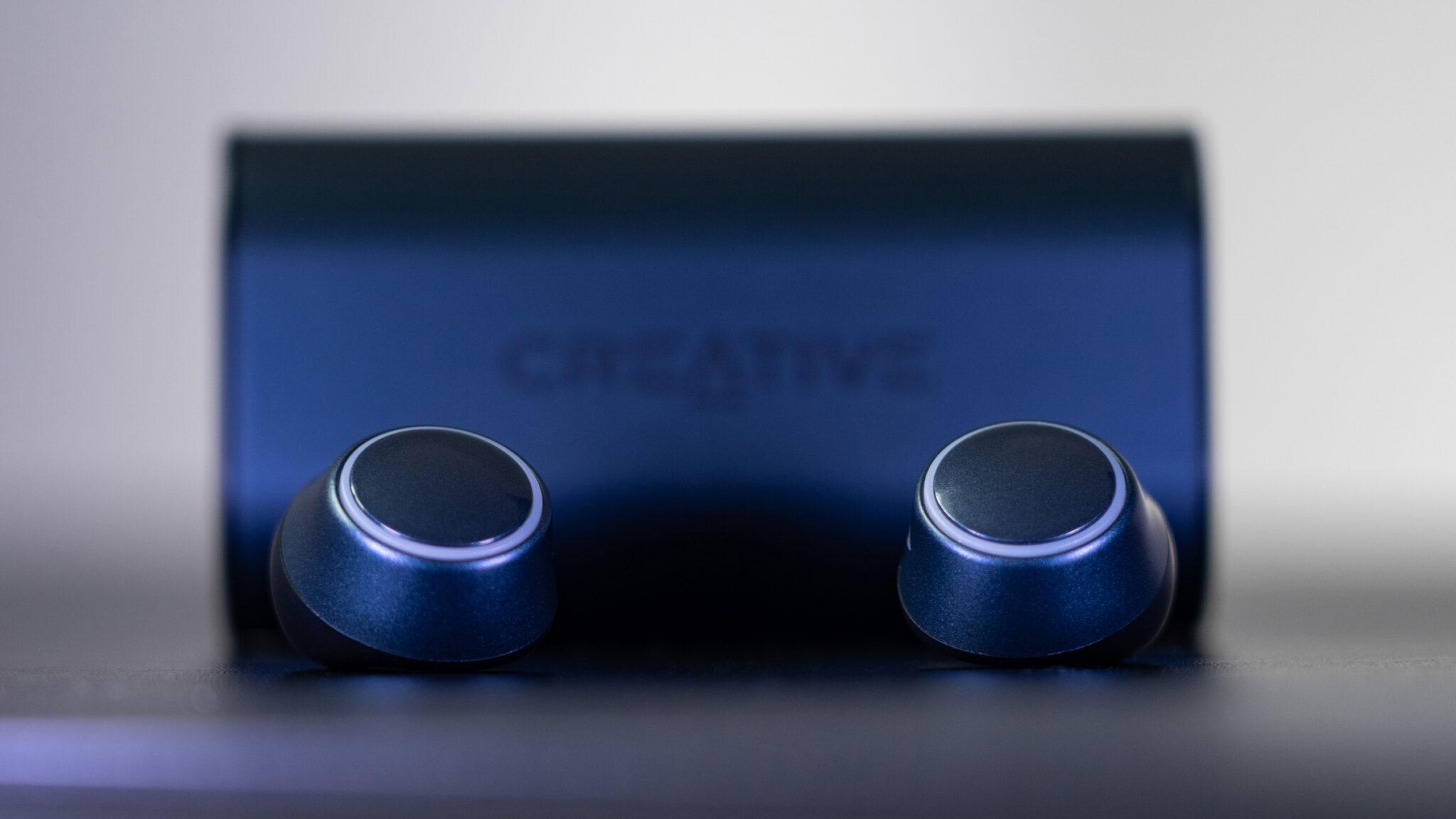 Creative Outlier Air V2 Test