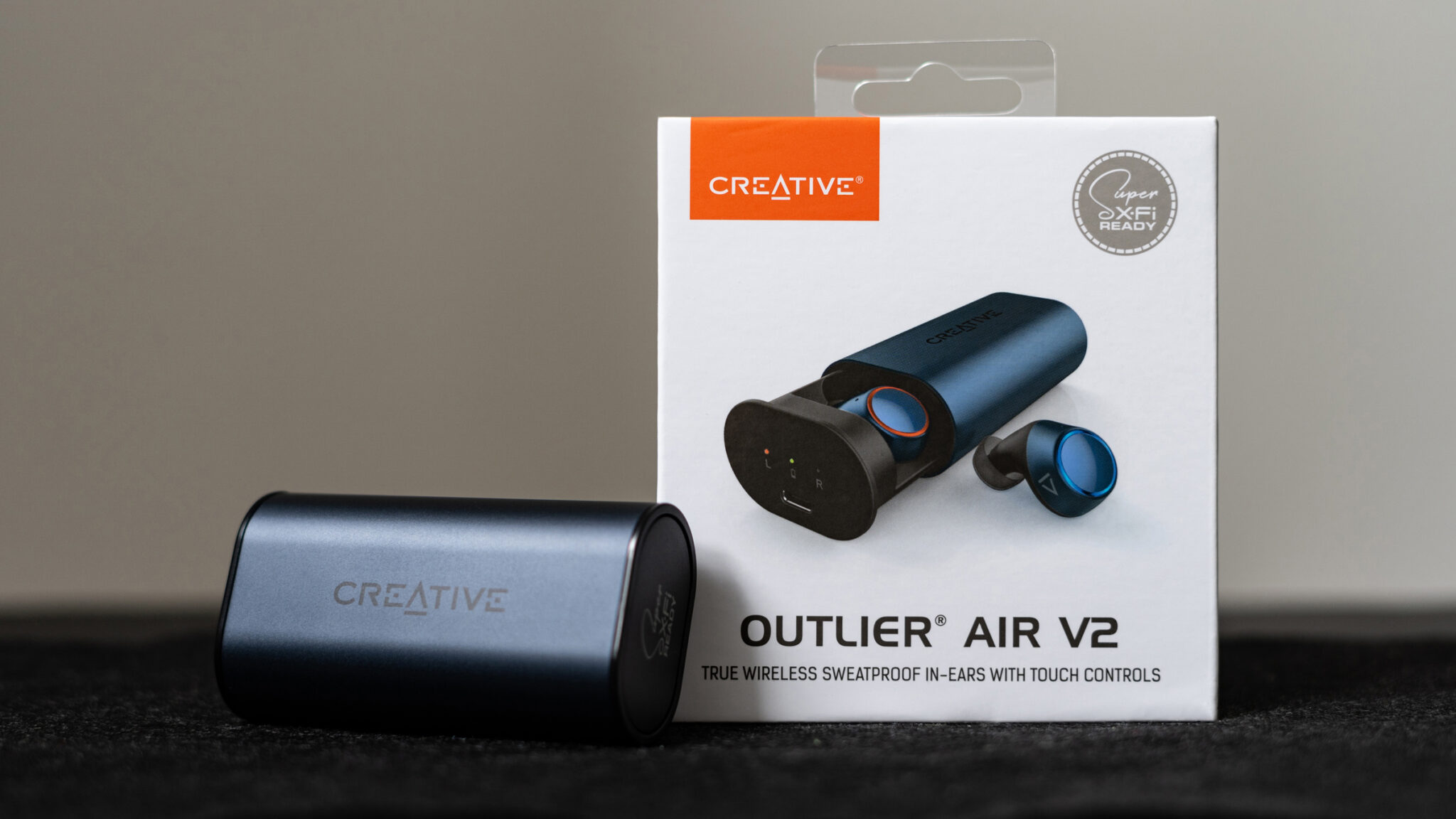 Creative Outlier Air V2 inkl. BT-W3 im Test: Gutes Duo mit Schwächen