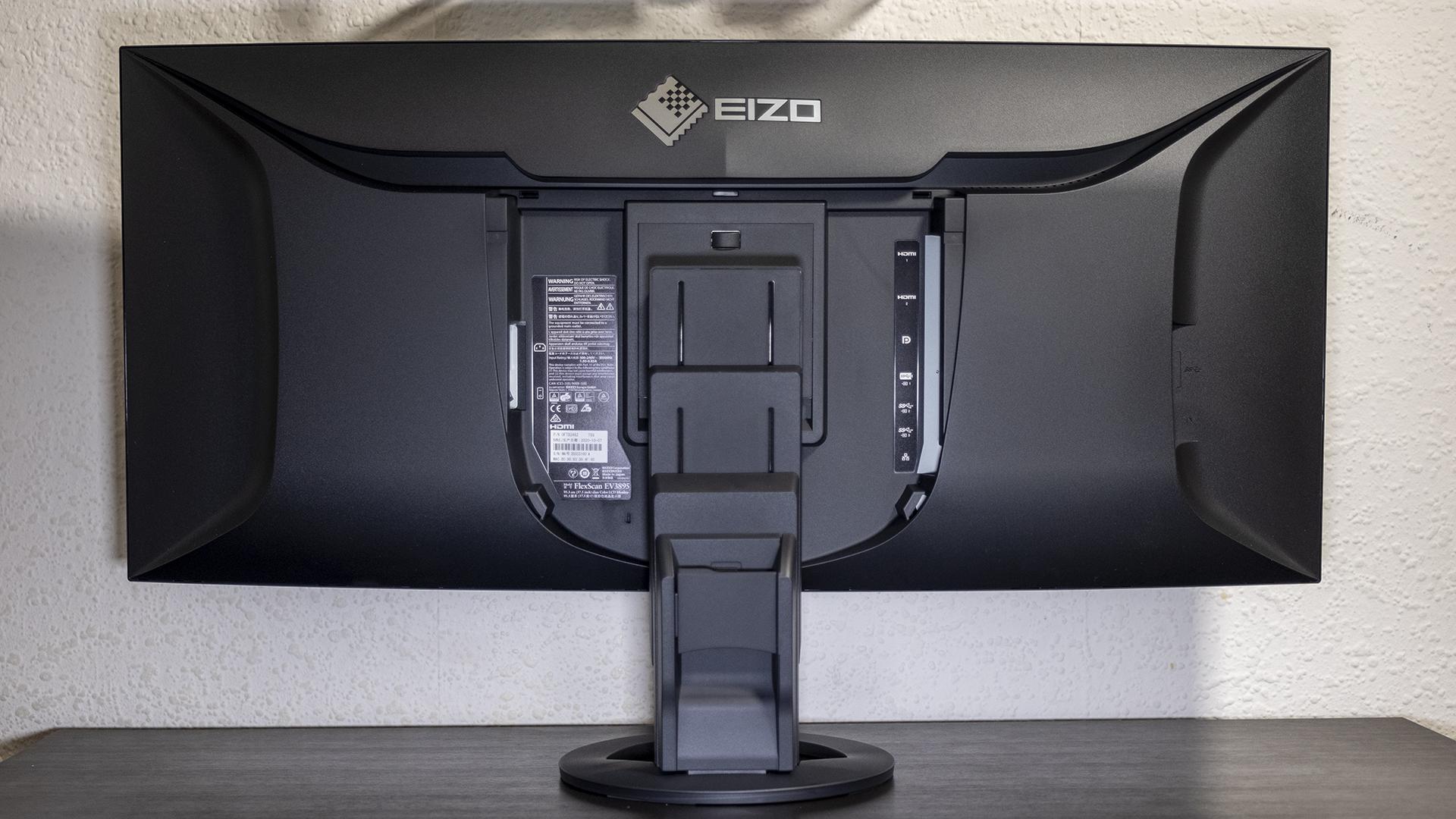 Eizo FlexScan BV3895 Rückseite offen