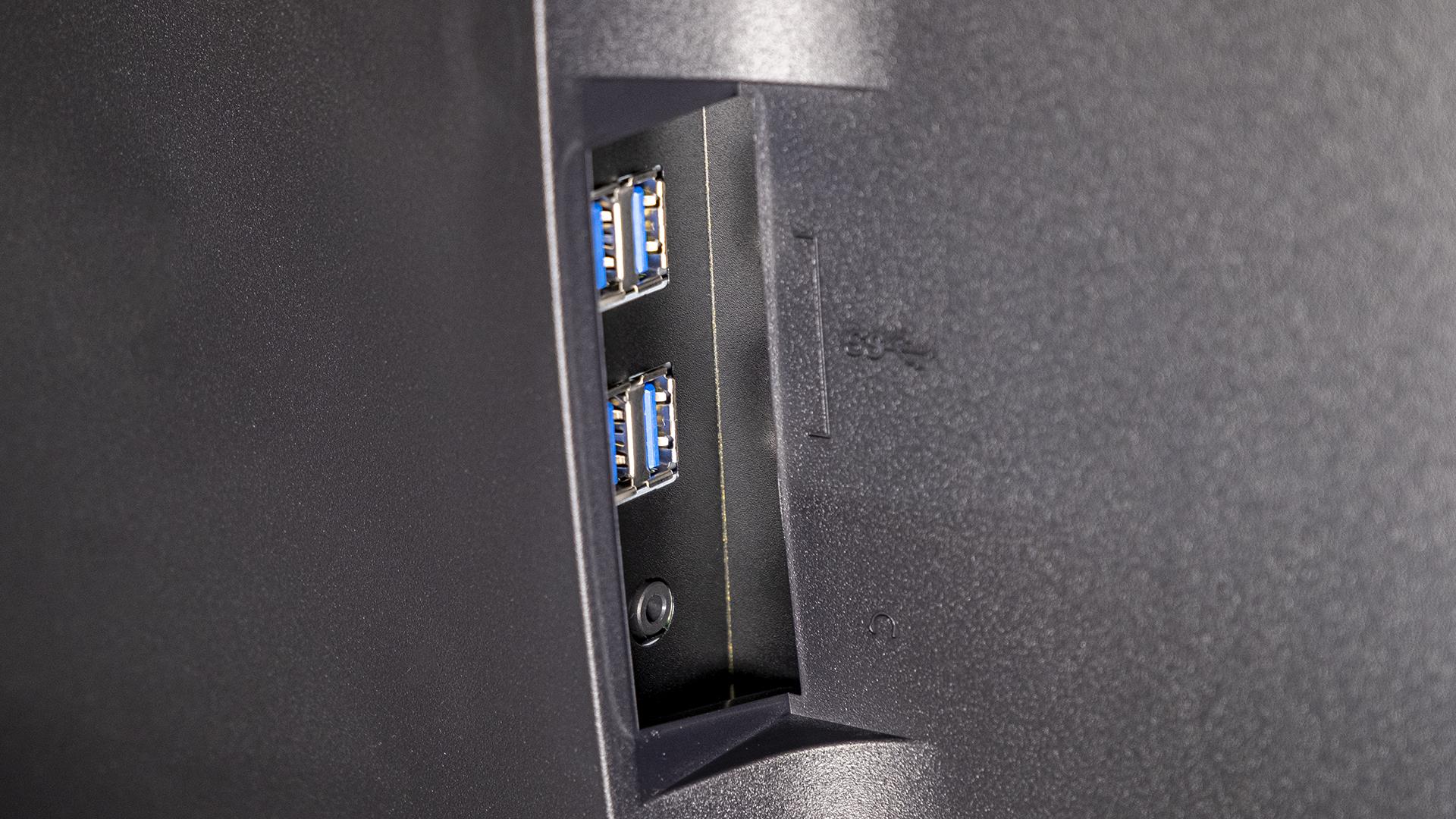 Eizo FlexScan BV3895 USB Anschluesse Kopfhoerer