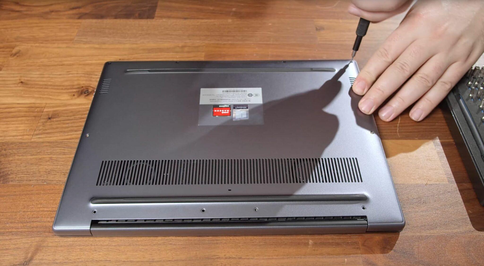 Huawei MateBook 14 AMD Ryzen 7 4800H Aufrüsten