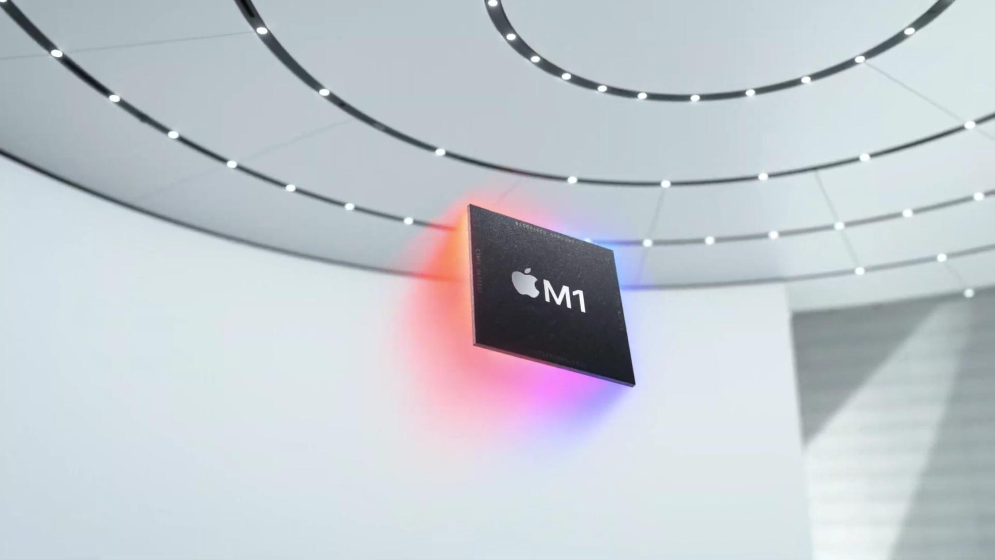 Bloomberg: Nachfolger des Apple M1-Prozessors soll bis zu 20 Kerne haben