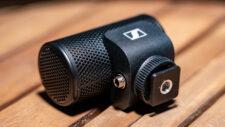 Sennheiser MKE 200 Richtmikrofon Verarbeitung