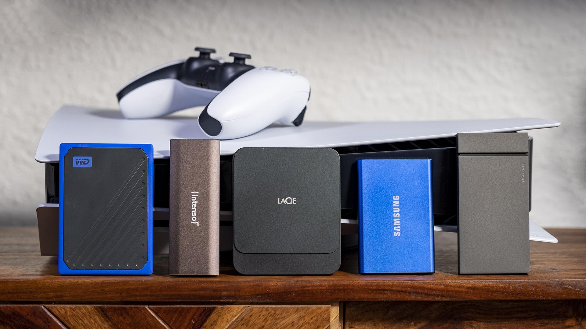 Sony PlayStation 5 – Externe SSDs im Vergleich