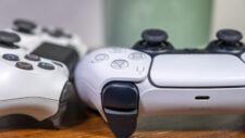 Sony PlayStation 5 Vergleich externe SSDs Controller Buttons Knöpfe DualSense 5