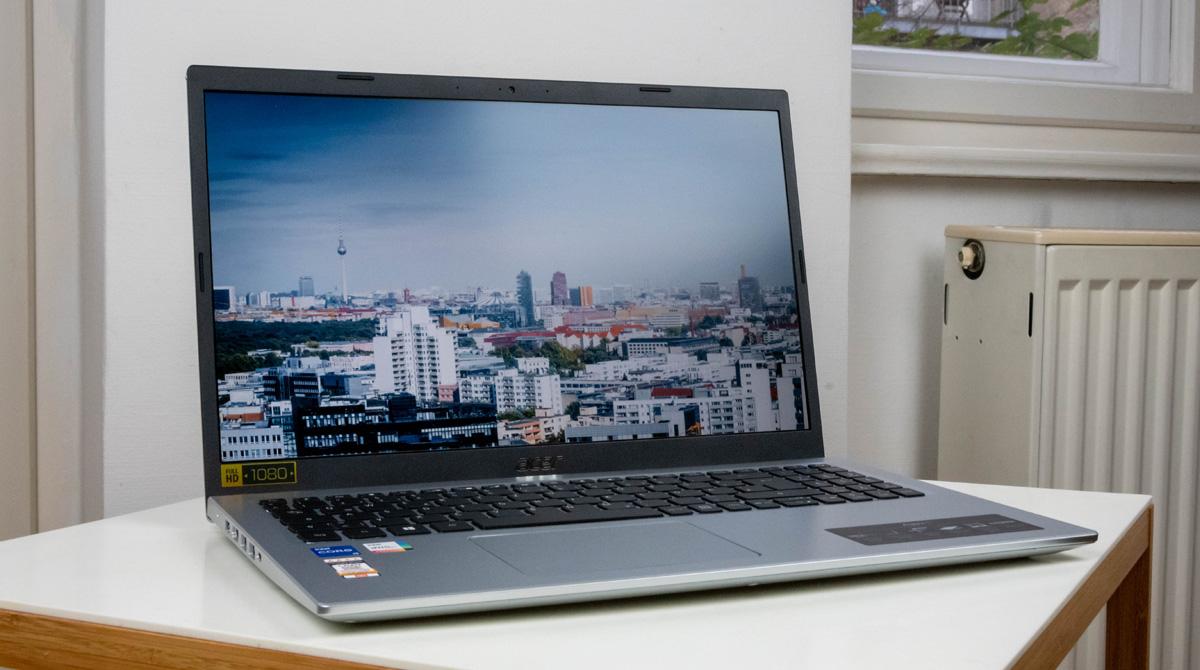 Acer Aspire 5 mit Intel Tiger Lake-CPU im Test: Gelungener Allrounder