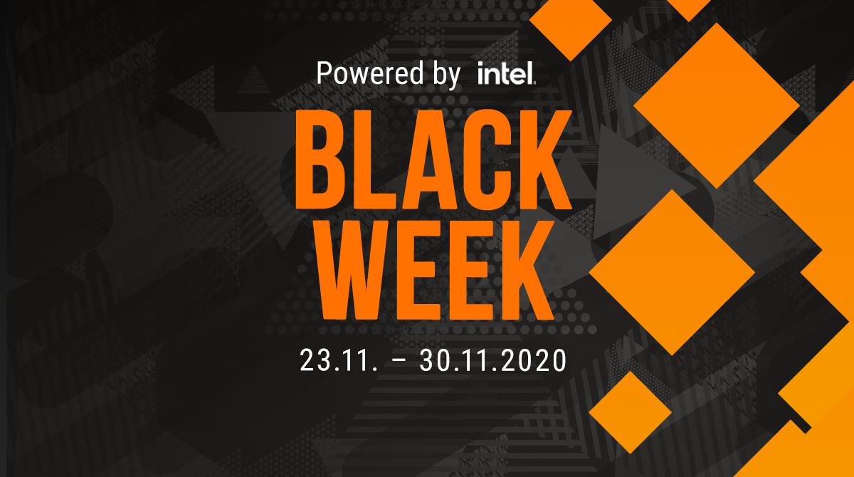 Black Week: Sichert euch bis zu 50% Ersparnis