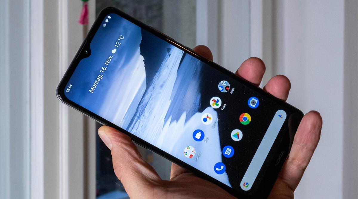Solides Einsteiger-Smartphone: Nokia 2.4 im Test