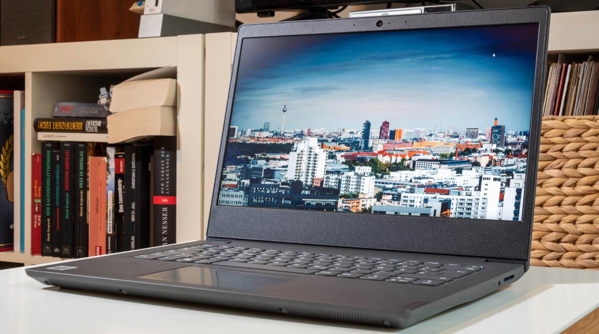 Lenovo V14 im Test: Günstiges und leichtes Office-Notebook