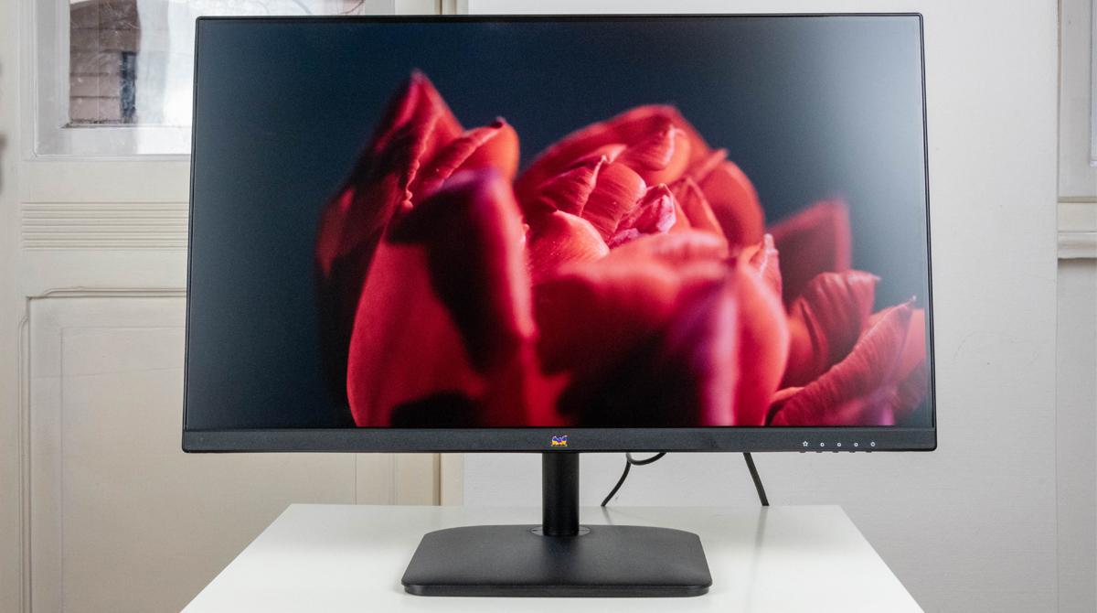ViewSonic VA2432-H: Günstiger Monitor für das HomeOffice mit guten Farben