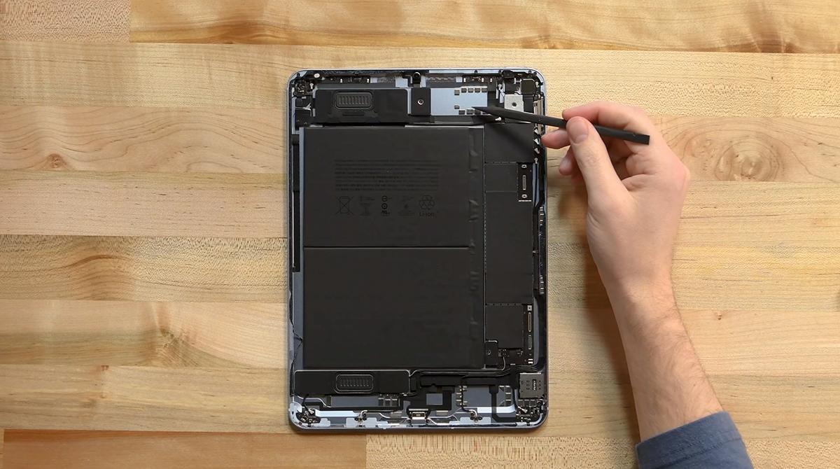 iPad Air 2020 im Teardown-Video: Haben wir noch Kleber?