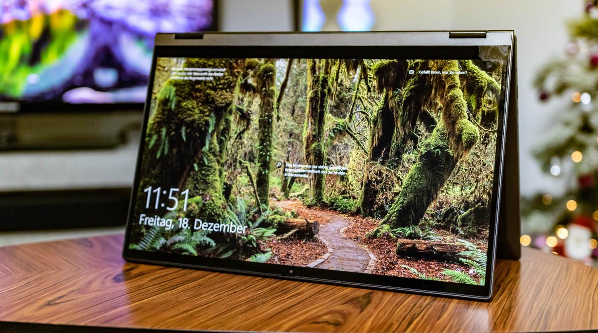 Lenovo IdeaPad Flex 5 im Test: Groß, hübsch und passgenau