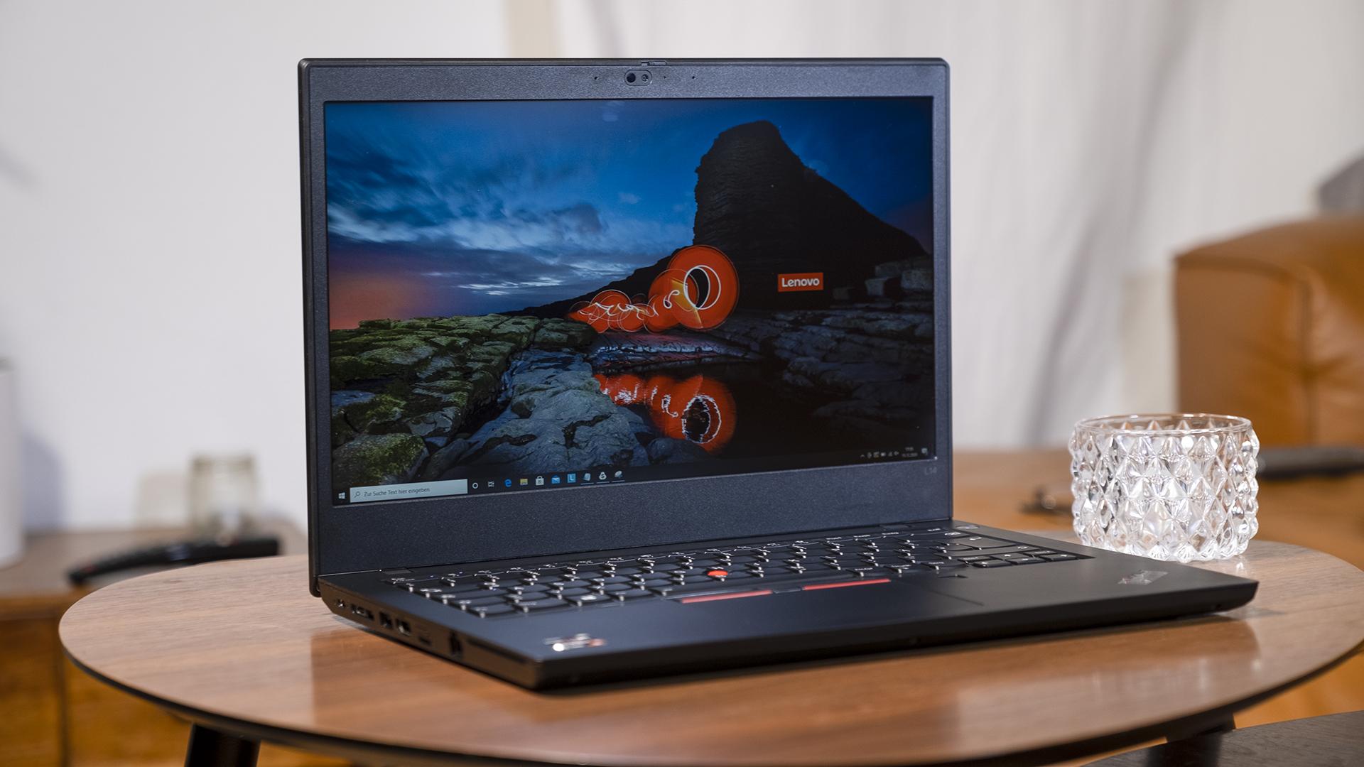 Lenovo ThinkPad L14 AMD Totale Filler offen