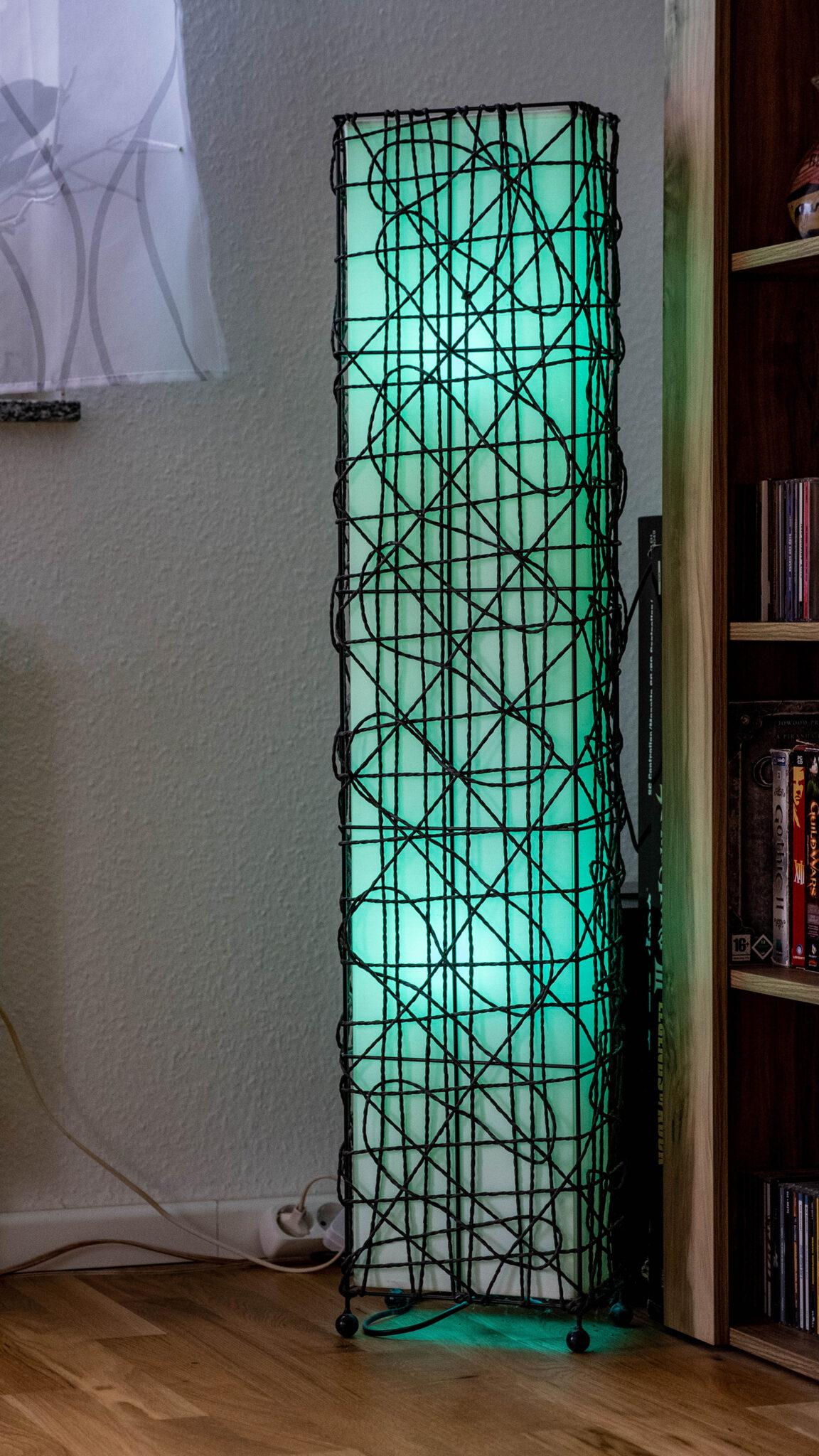 Nedis Smart Bulb WLAN LED Lampe Wohnzimmer