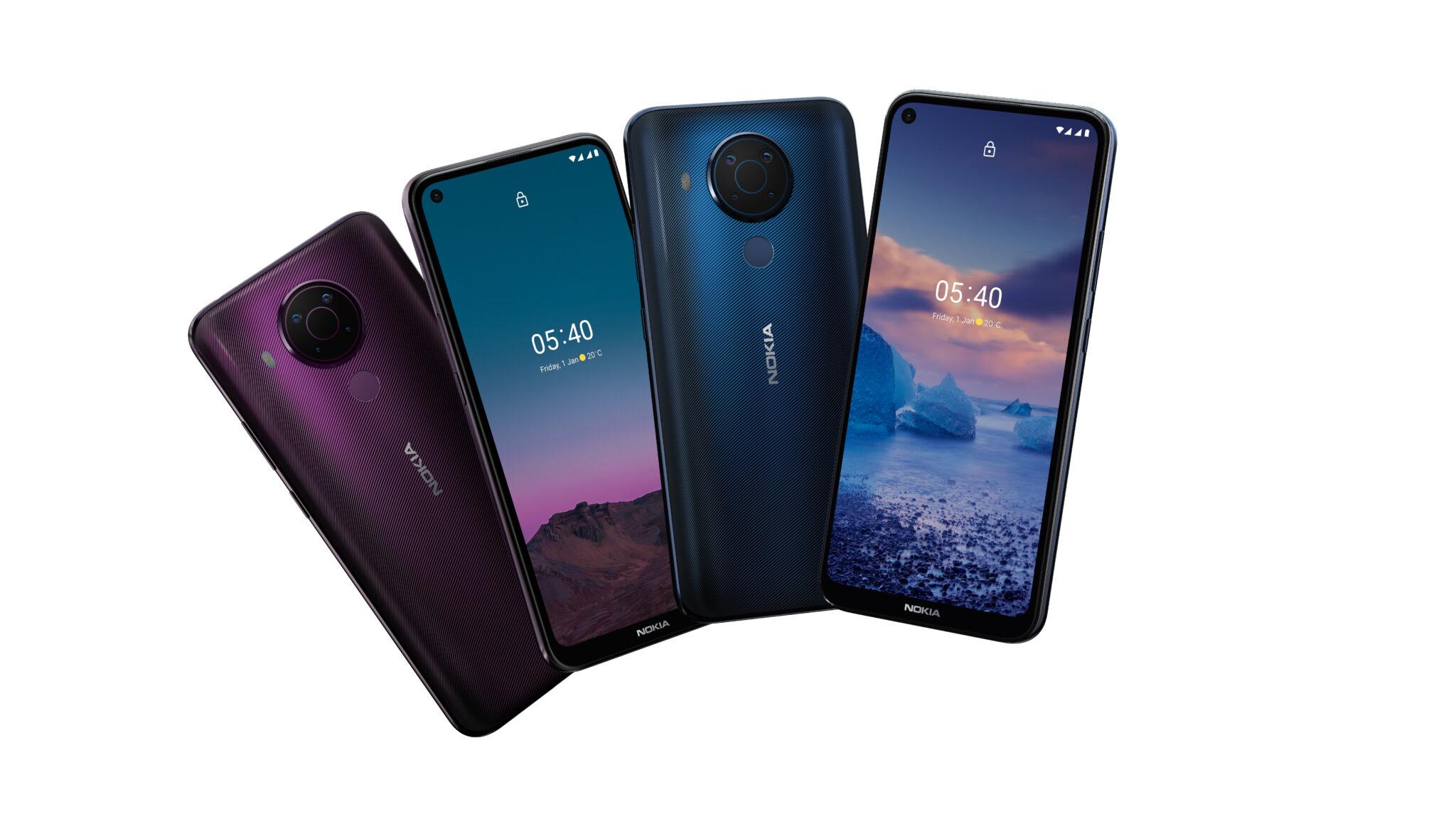 Überarbeitet & verbessert: Nokia 5.4 vorgestellt