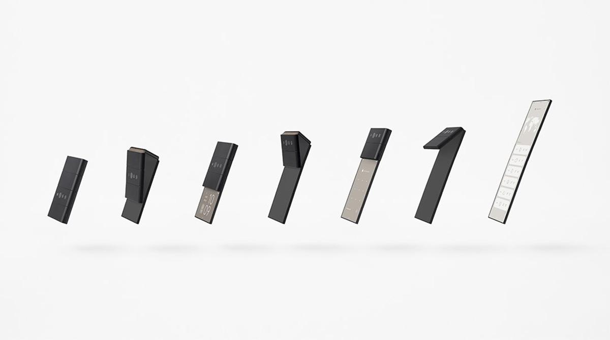 Oppo zeigt mehrfach faltbares Konzept-Smartphone im Video