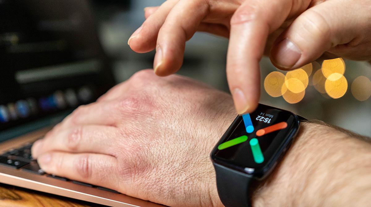 Oppo Watch im Test: groß, schick, aber auch etwas faul