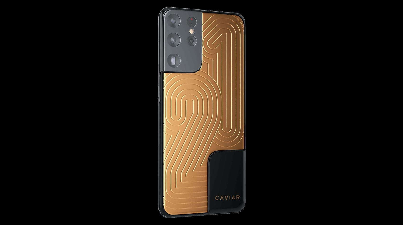 Dieses Samsung Galaxy S21 Ultra kostet knapp 70.000 Euro