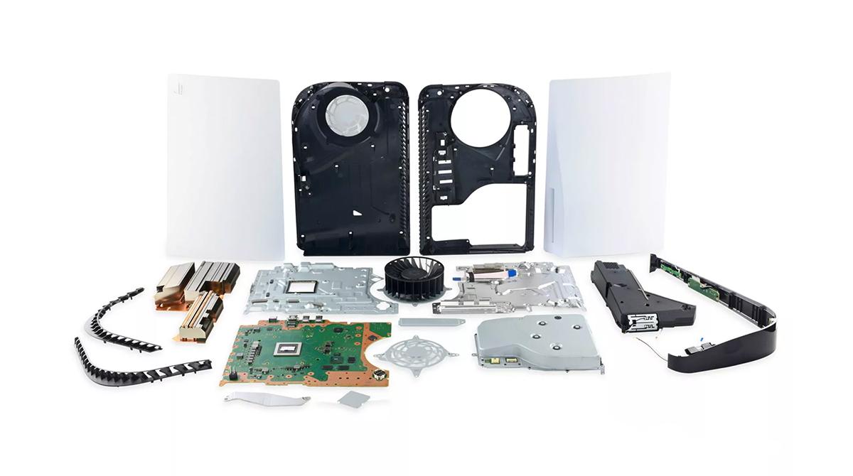 iFixit: Die PlayStation 5 ist cool, aber der Controller ein Kunstwerk