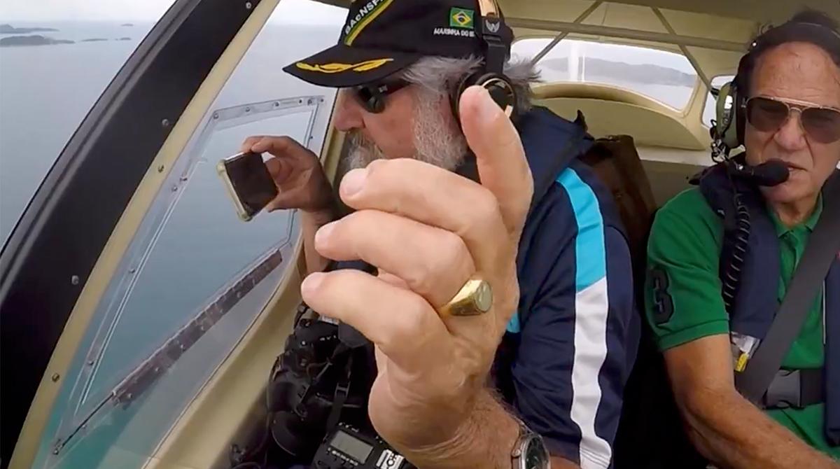 Über den Wolken: iPhone 6s überlebt Sturz aus dem Flugzeug