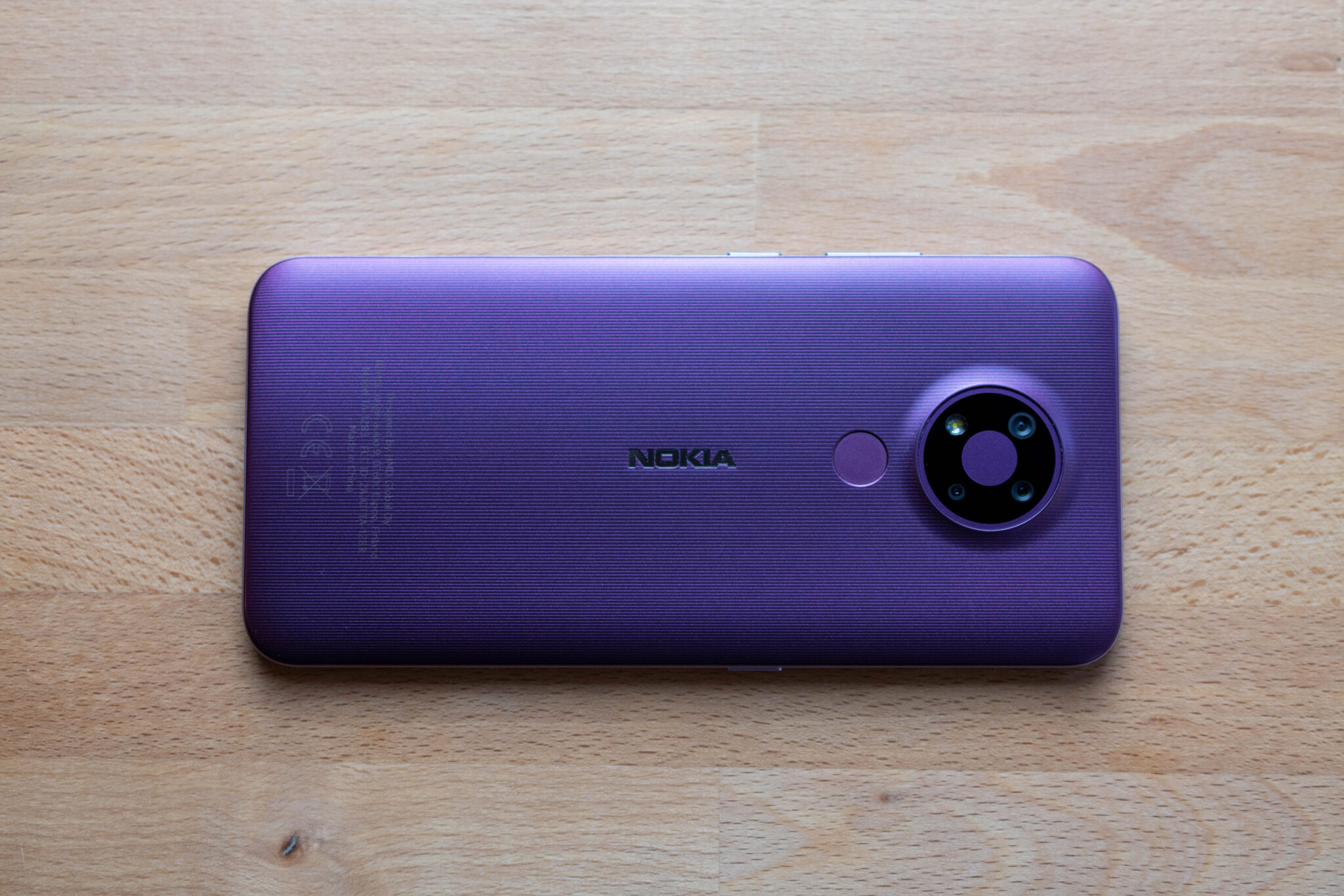 nokia3.4 smartphone im test
