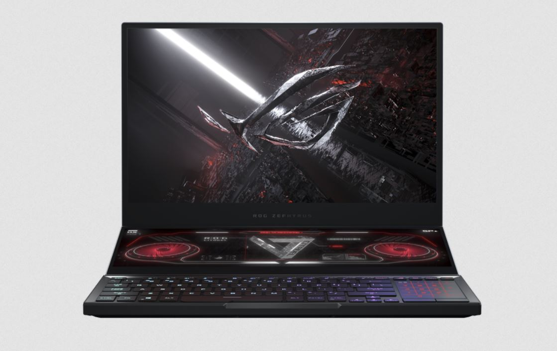 ASUS ROG Zephyrus Duo 15 SE 2021 AMD Nvidia