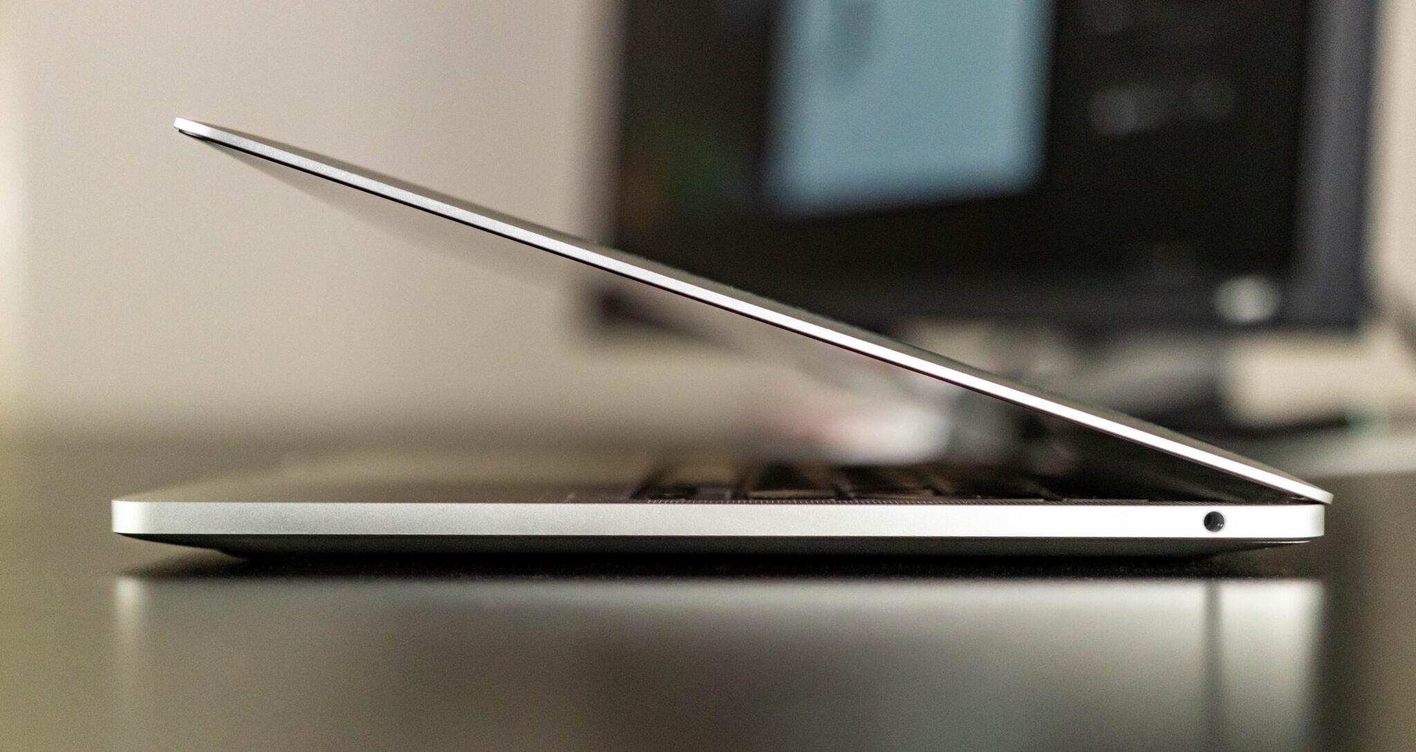 Apple MacBook Pro M1-Klinkenanschluss