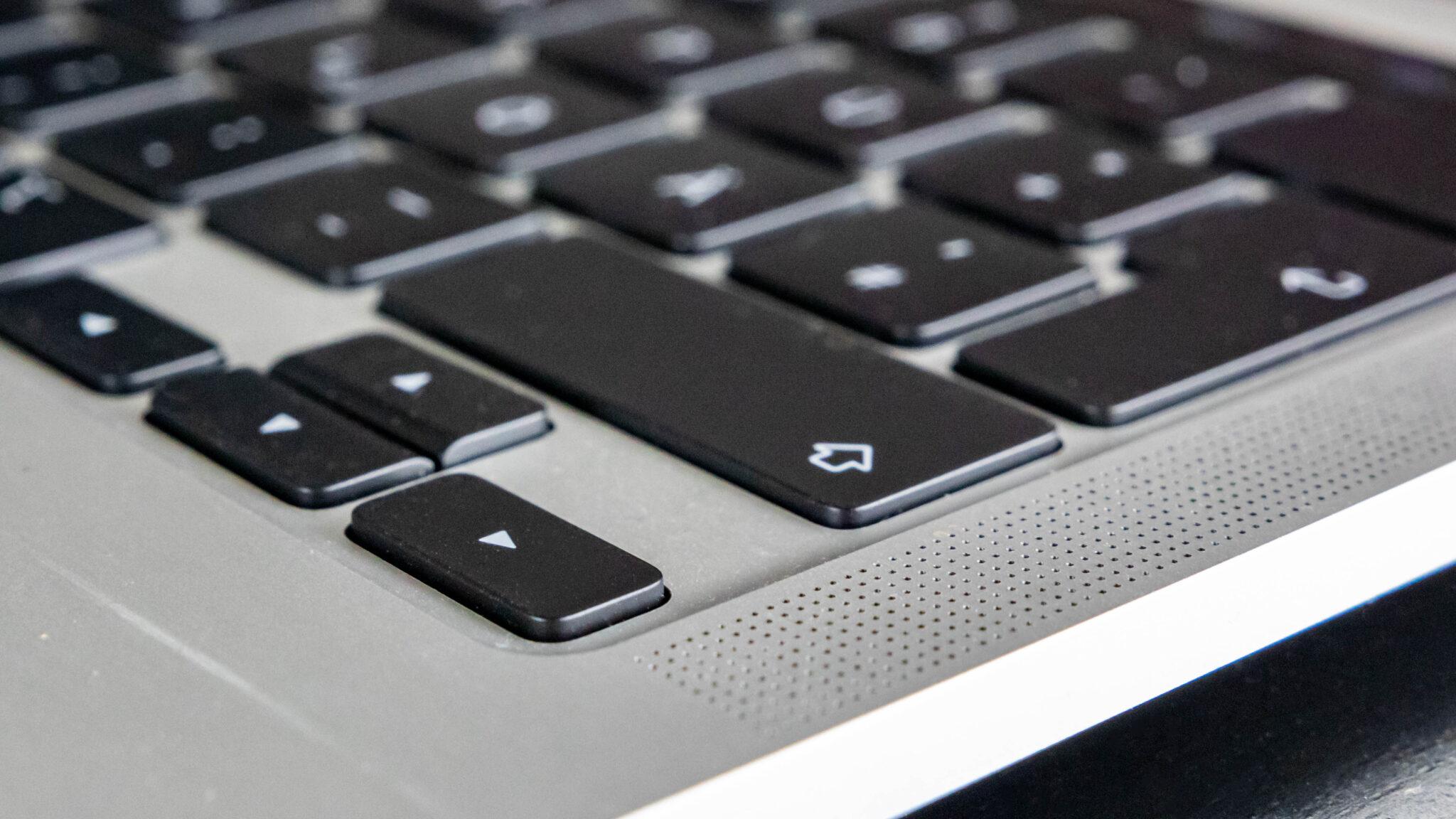 Apple MacBook Pro M1-Pfeiltasten Speaker
