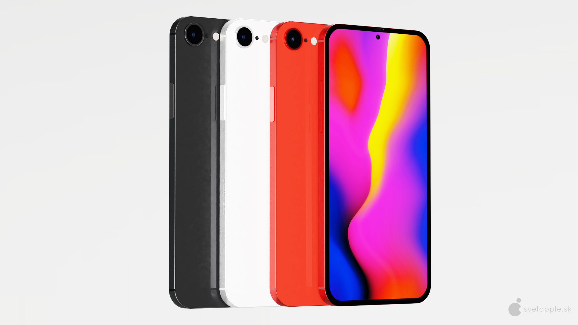 iPhone SE 2021 – Neues Konzept zeigt Design ohne Notch