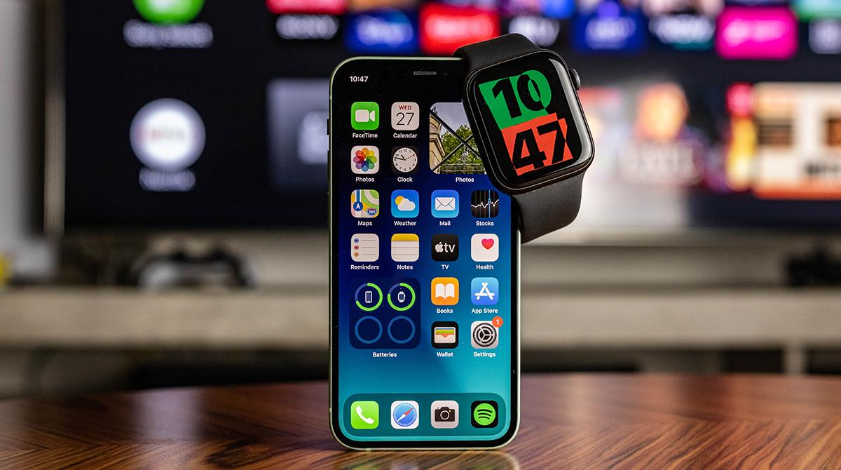 iOS 14.5: Mit der Apple Watch das iPhone entsperren