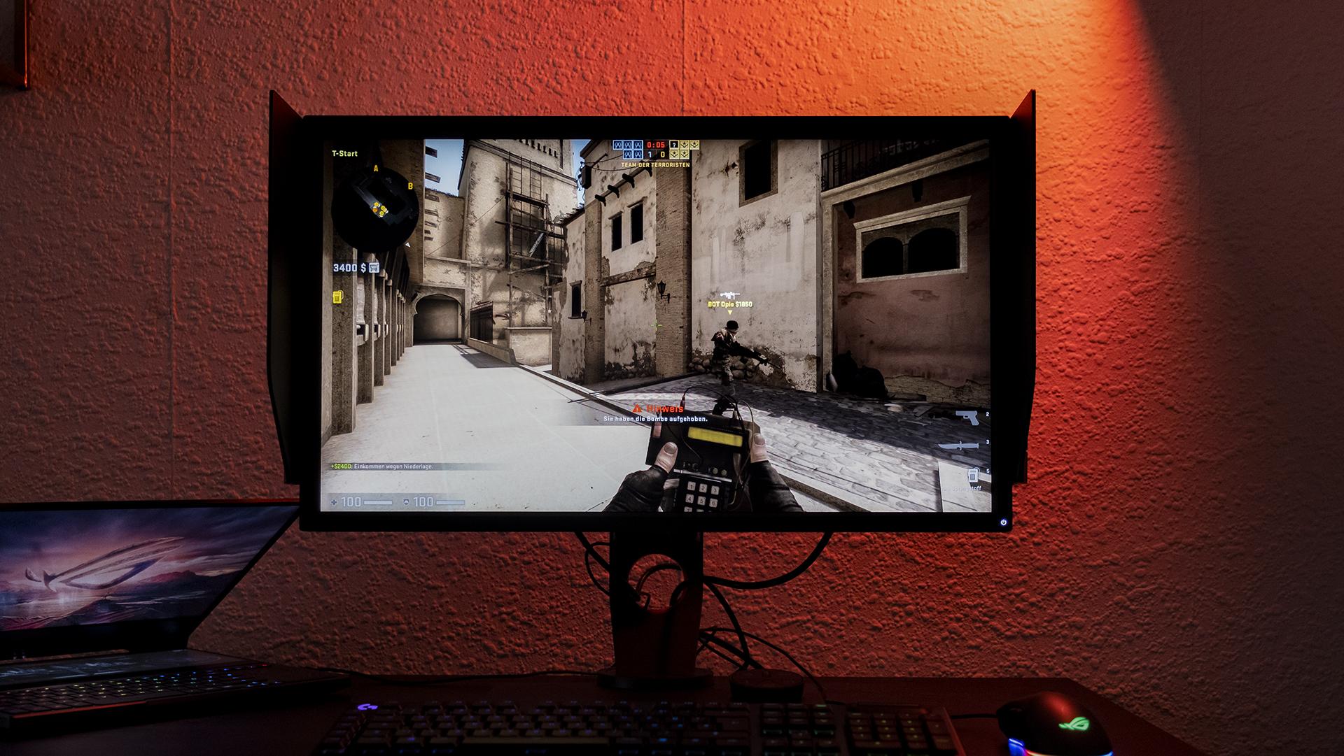 BenQ ZOWIE XL2746S Gaming CSGO 2