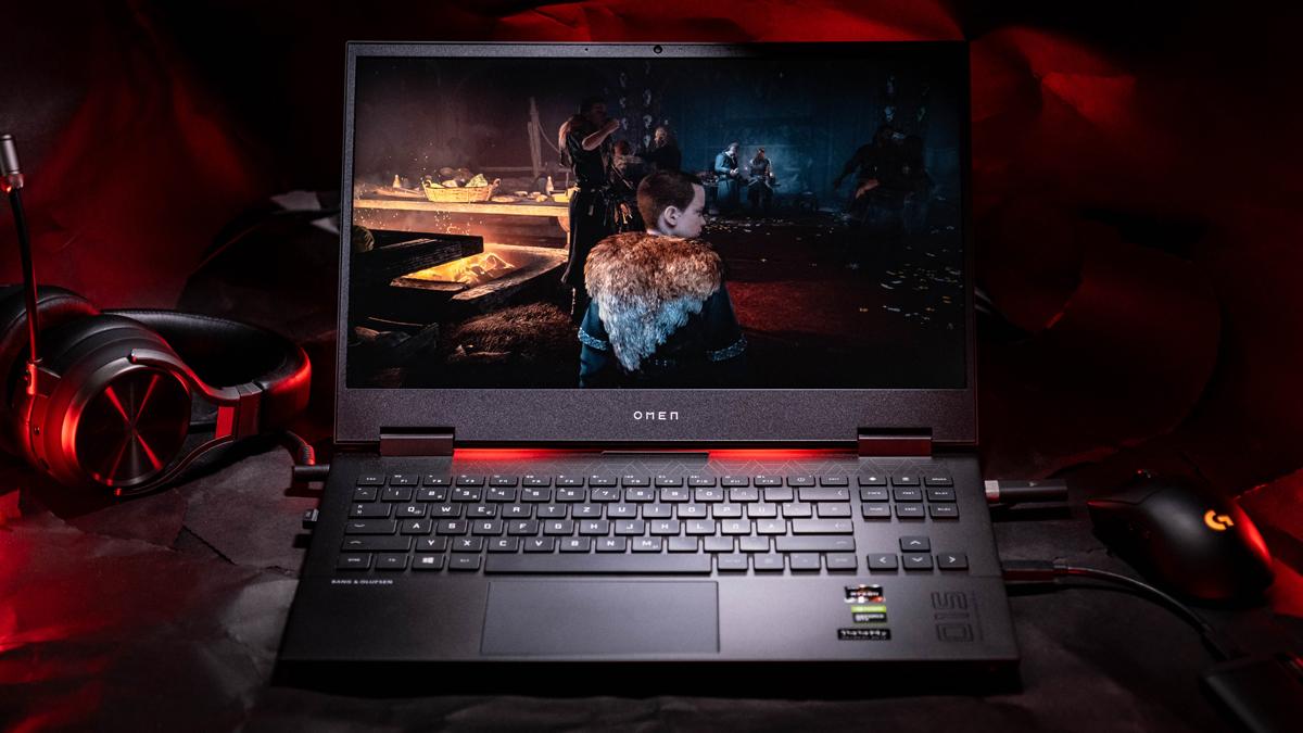 OMEN 15 2020 Gaming-Notebook Gaming