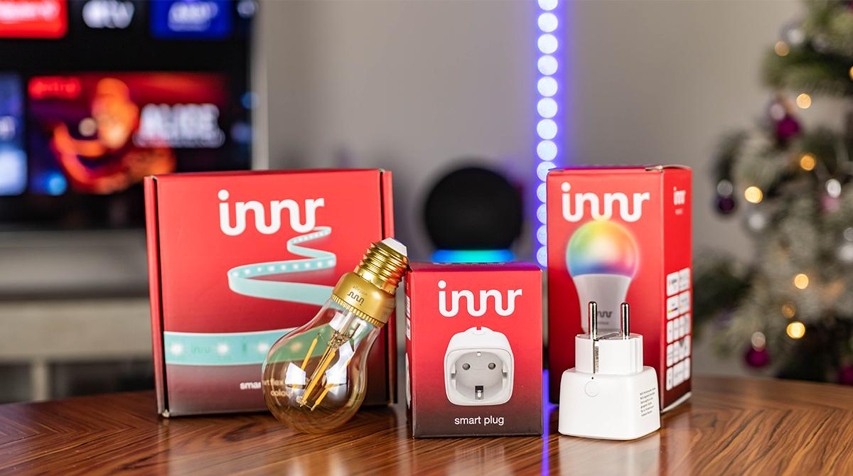 INNR Smart Home im Test: ganz einfach faul werden