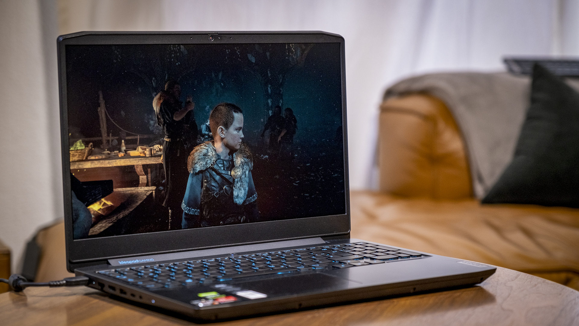 Lenovo IdeaPad Gaming 3 Gaming Laptop Aufmacher