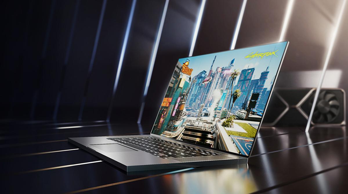 CES 2021: Nvidia bringt RTX 3000 mit bis zu 16 GB VRAM in Notebooks
